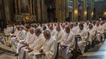 Eucharistie d'ouverture – 2 oct.