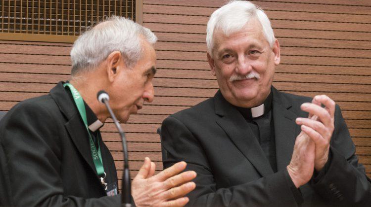 Father Arturo Sosa SJ, 31st General of the Society of Jesus